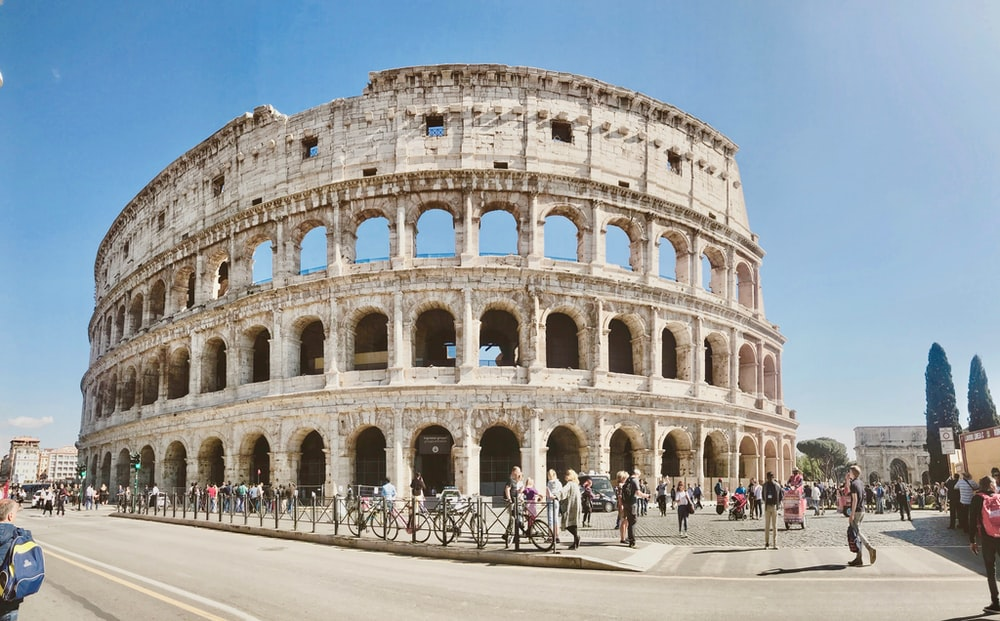 rome attractions colosseum