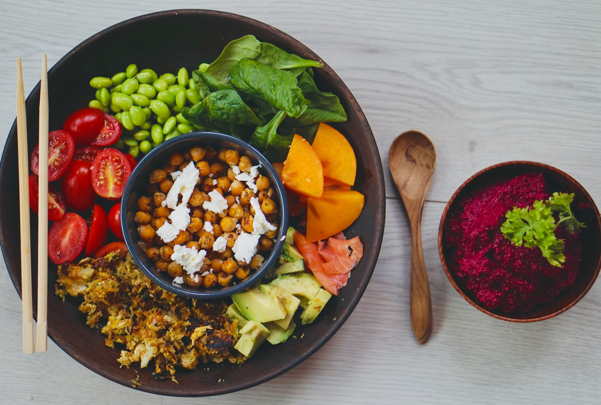 Heal your gut with the 30-foods challenge by Charlotte Karlsen for Unsplash.
