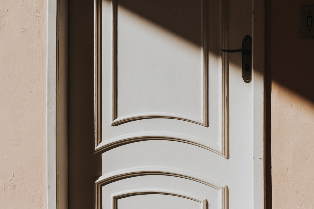 Door Wood Handle And Sunny Hd Photo By Jorge Flores