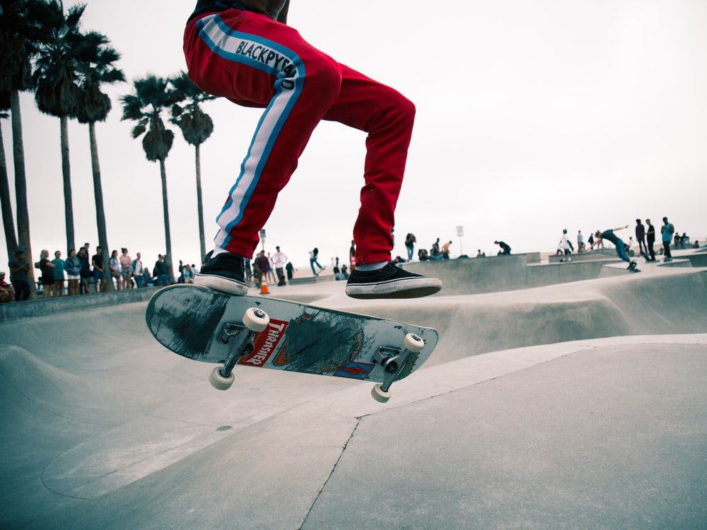 Skateboarding is making a big comeback