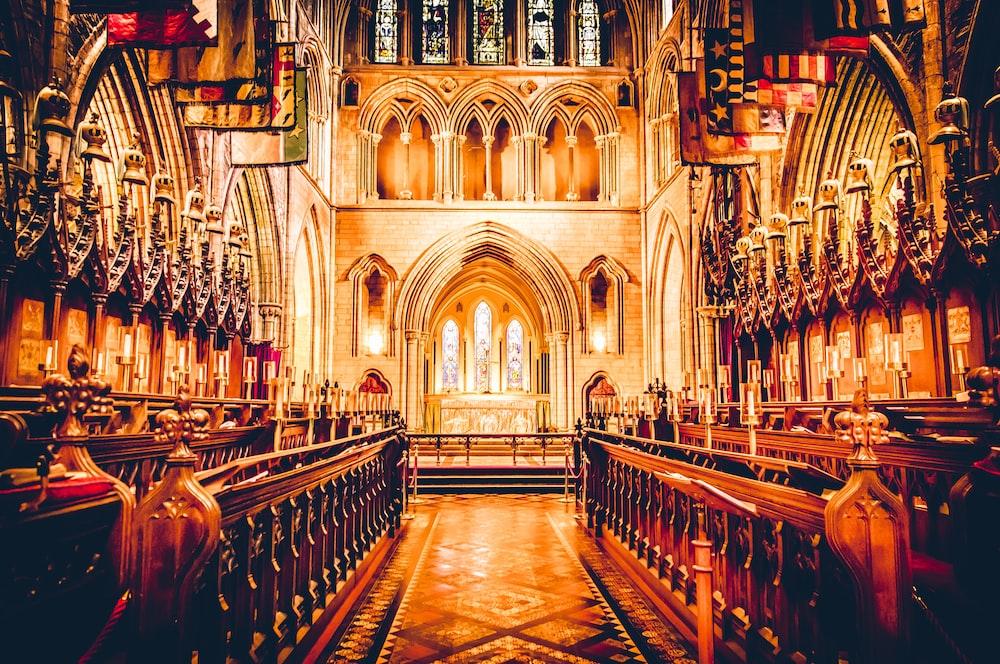 altar church view