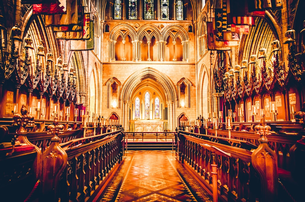Dublin // kerk // bezienswaardigheden // St. Patrick's Church