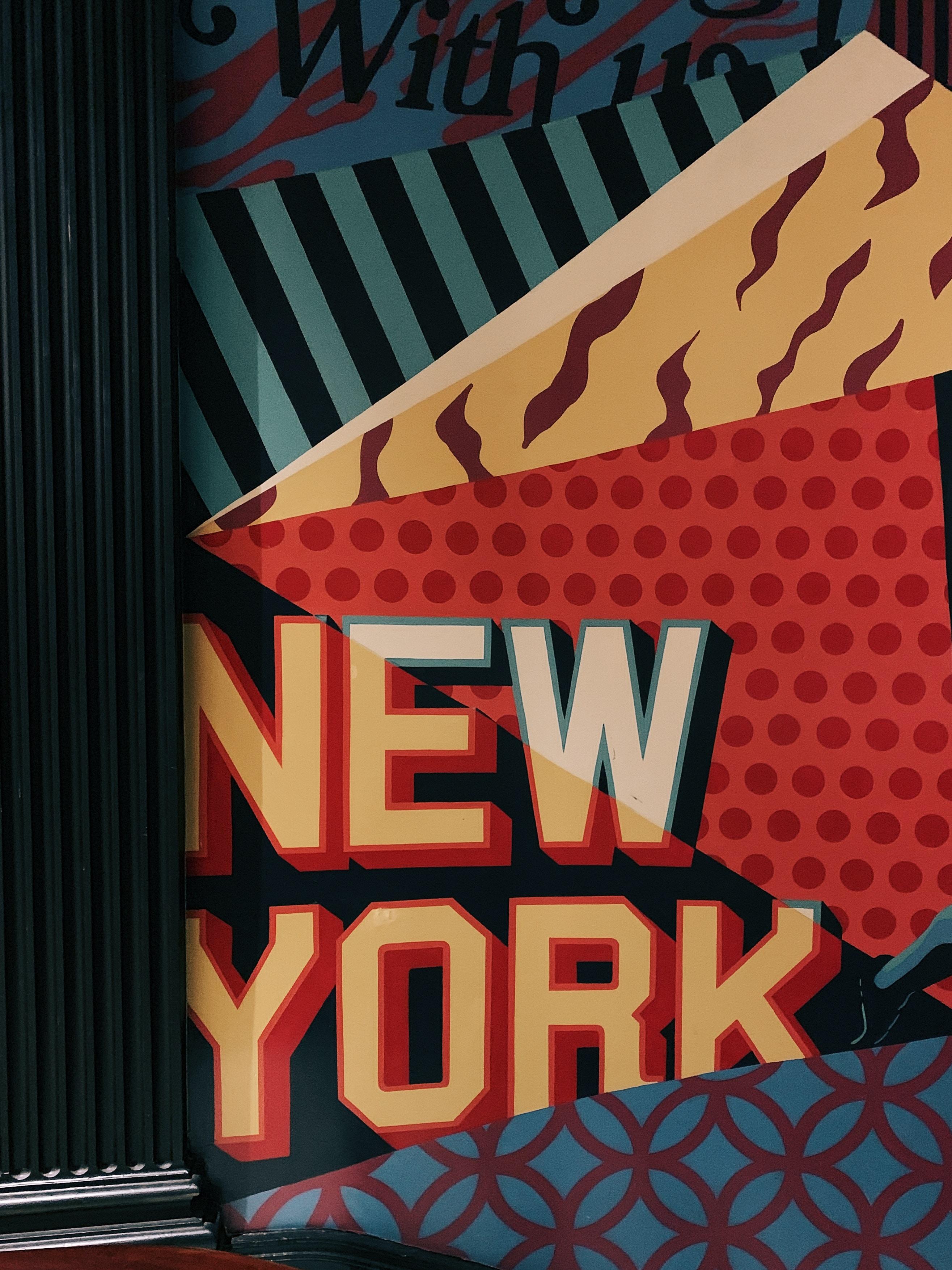 New York text