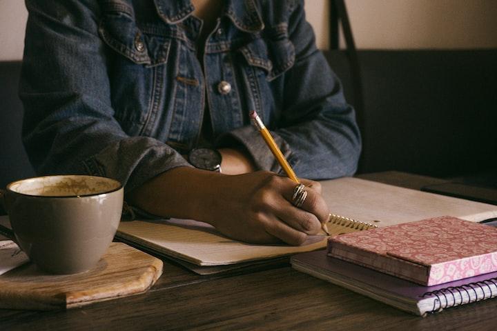 Rekindling My Love of Writing