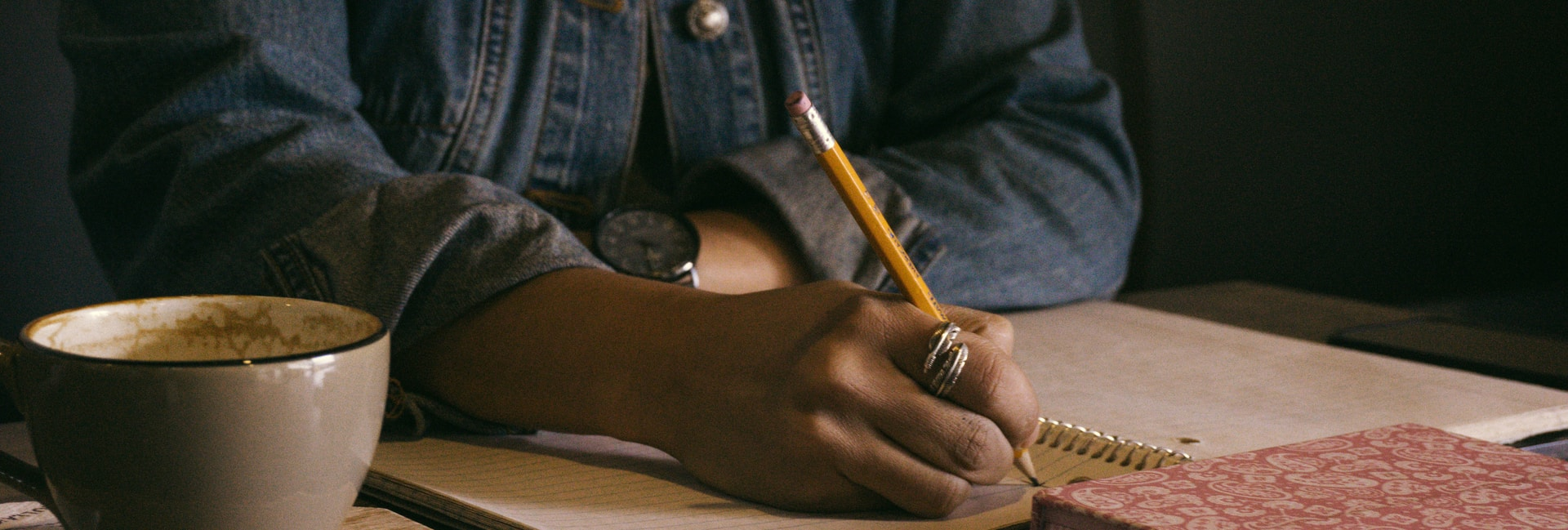 18 imaginative journaling prompts to help you when you don't know what to write