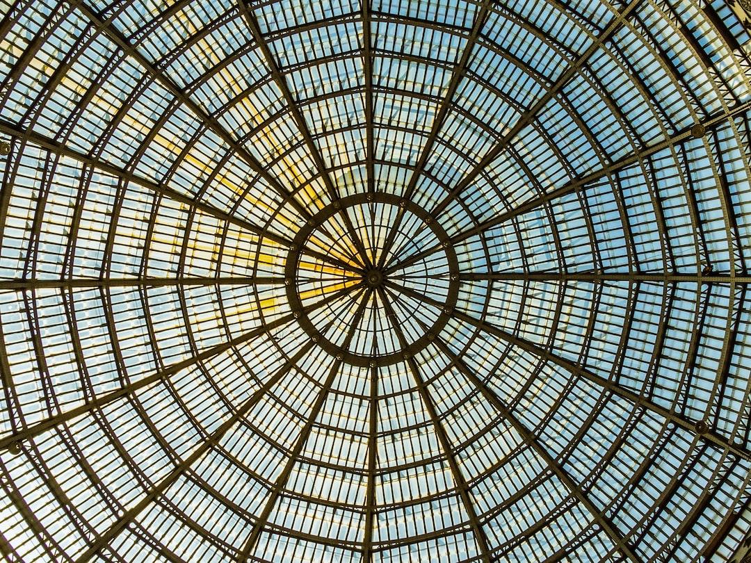 Galleria Umberto I Roof