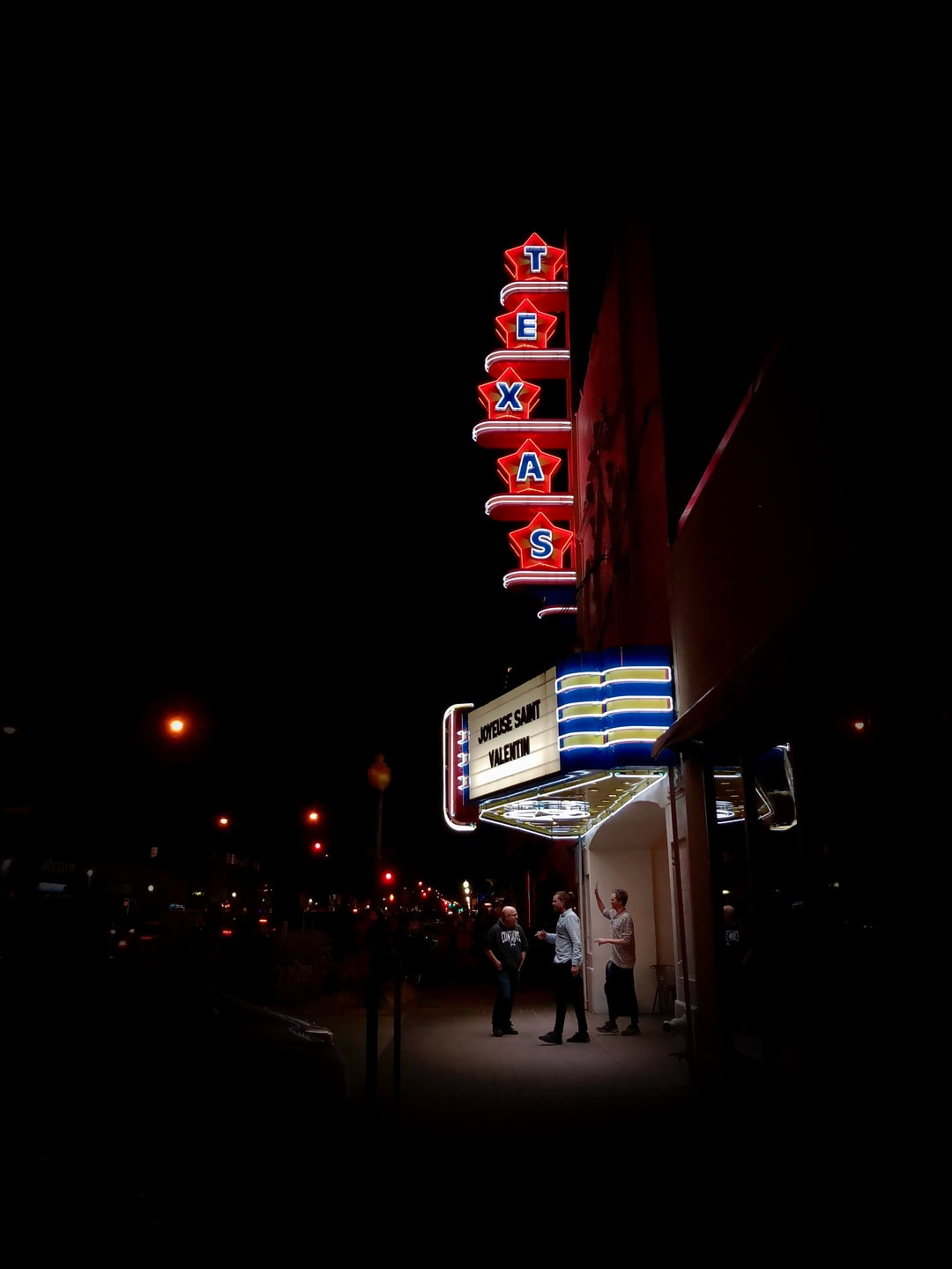 An Evening at the Texas Theatre