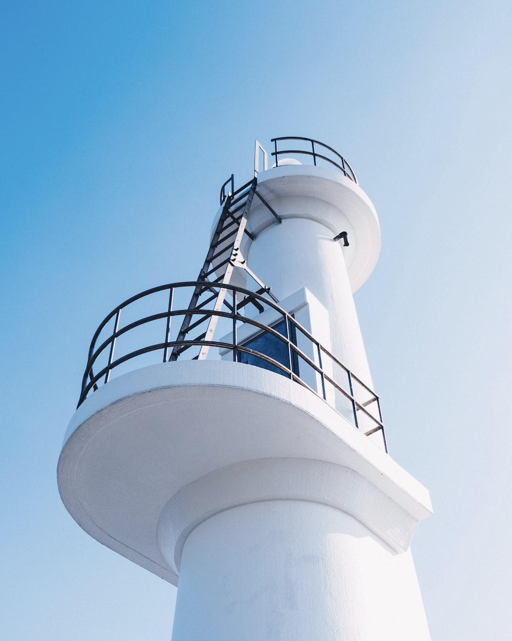 white tower under blue sky during daytime