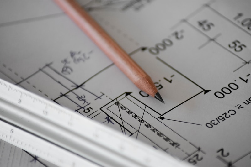 Rethinking workspaces office plan