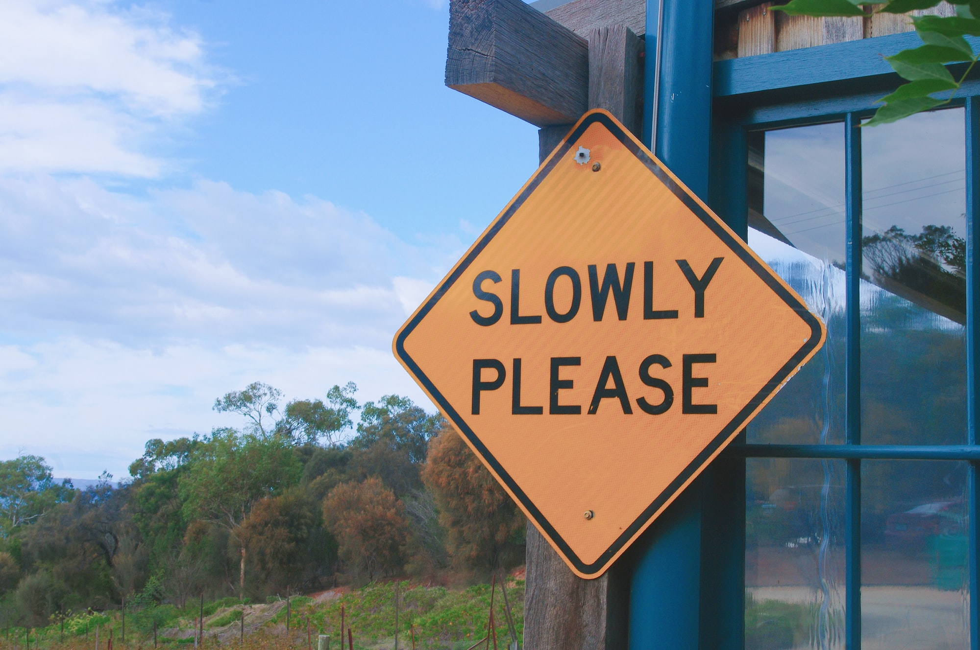 Road signs are important for all drivers not just truck drivers