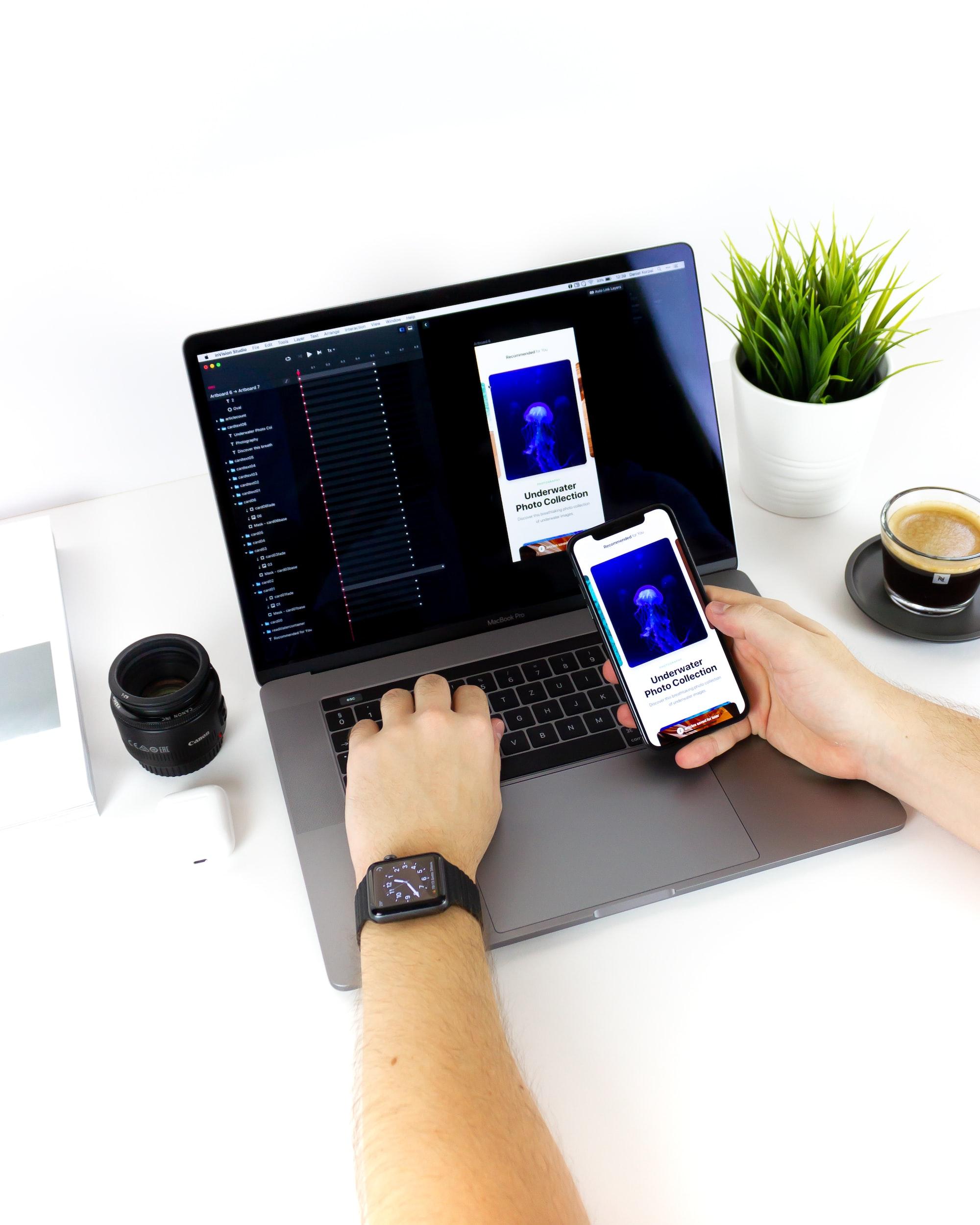 Разработка веб-приложений и веб-сайтов от WikiOur