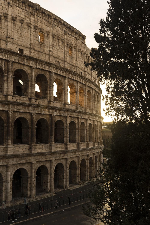 Colosseum photography