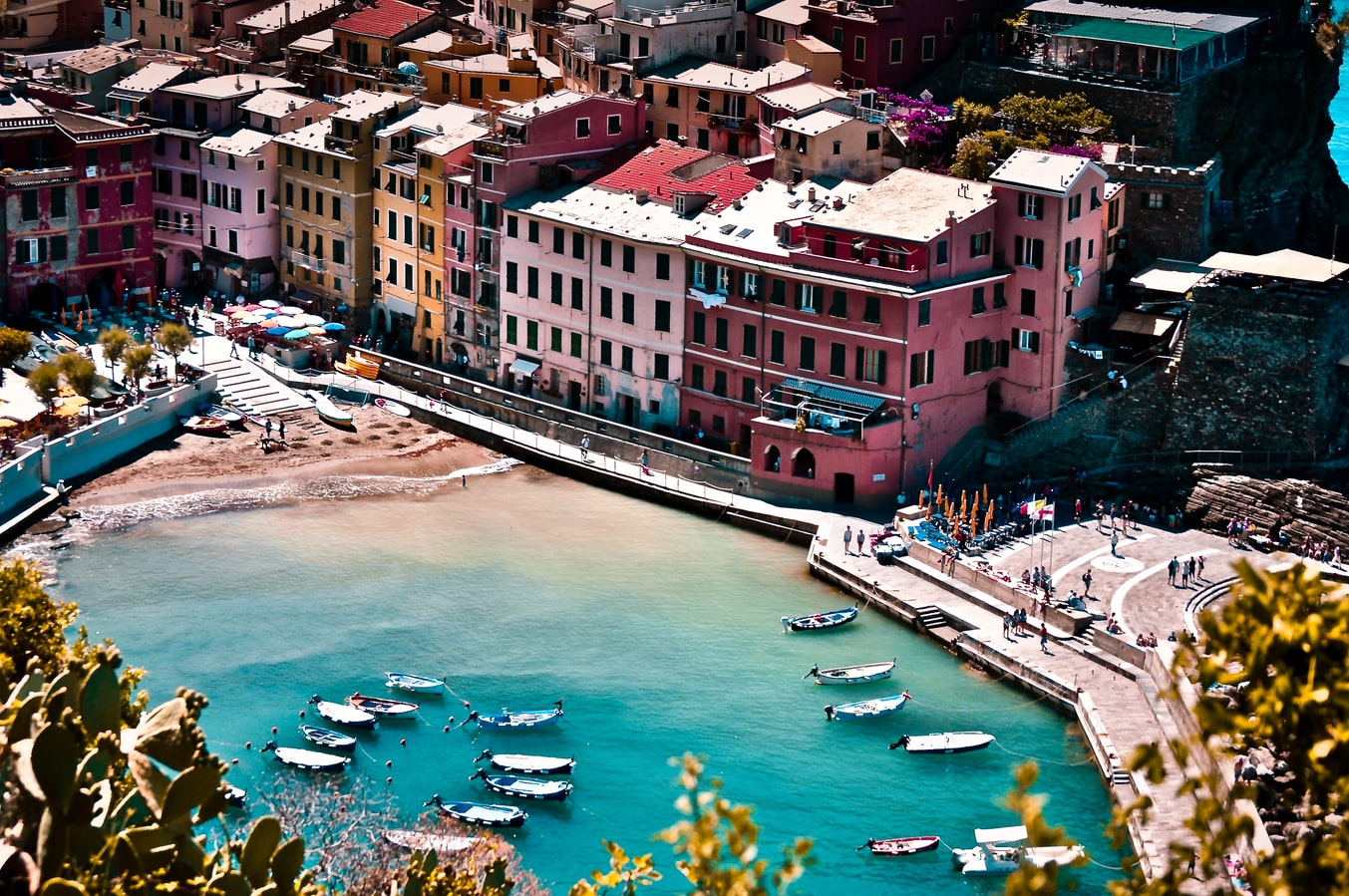 Cinque Terre - Où partir en vacances