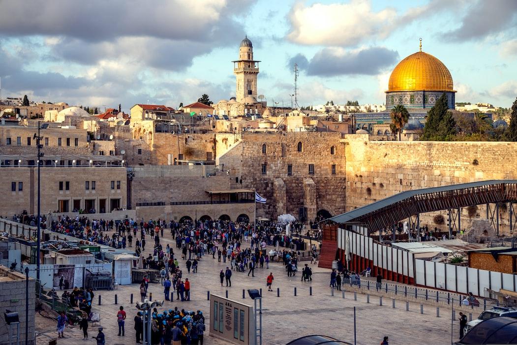 The Republic of Israel was established April 23, 1948.