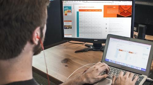 How does web design affect SEO?