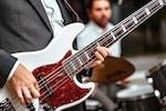 jouer guitarre