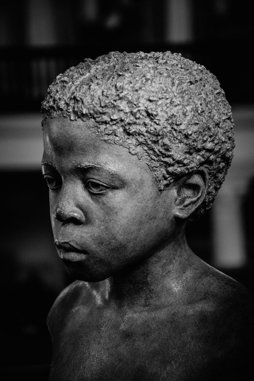boy statue