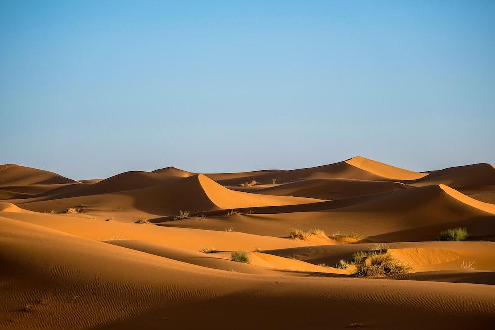 desert 3D wallpaper