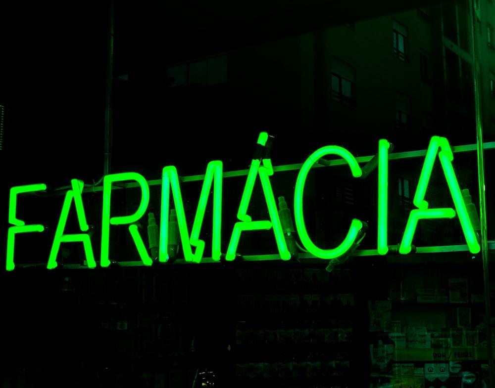 Farmacia LED light