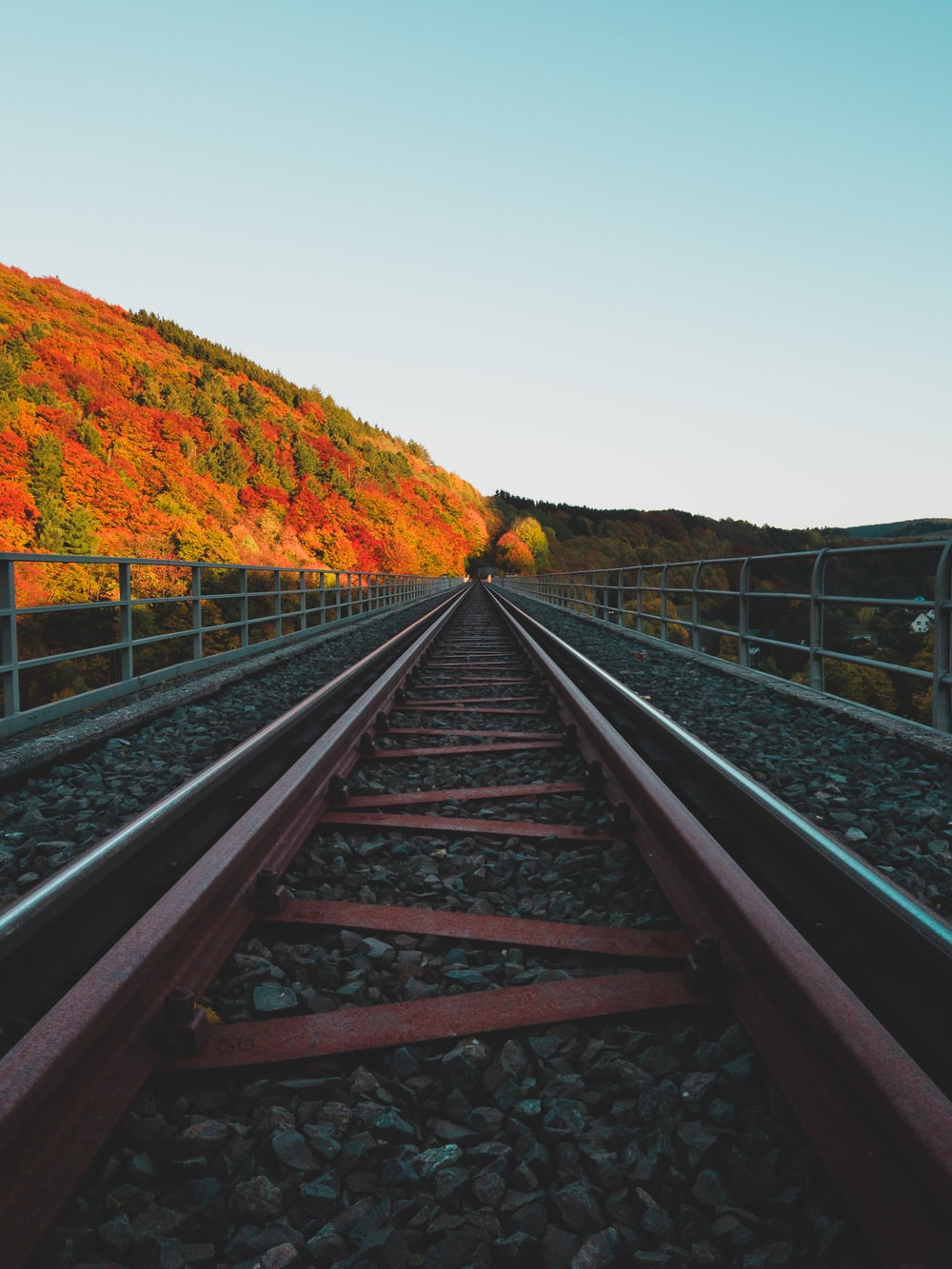 red railway