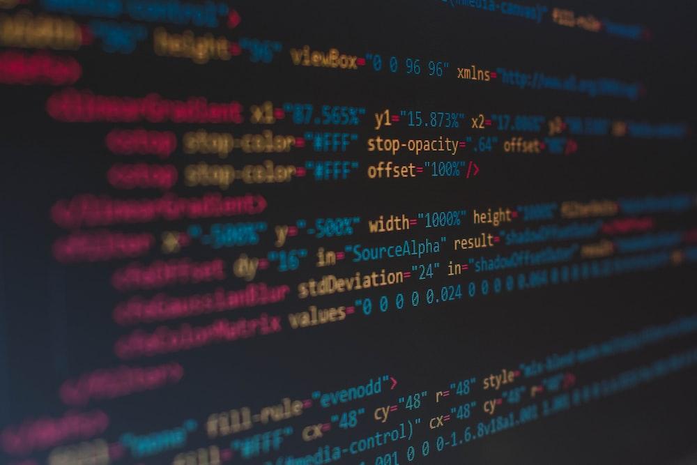 source code screengrab