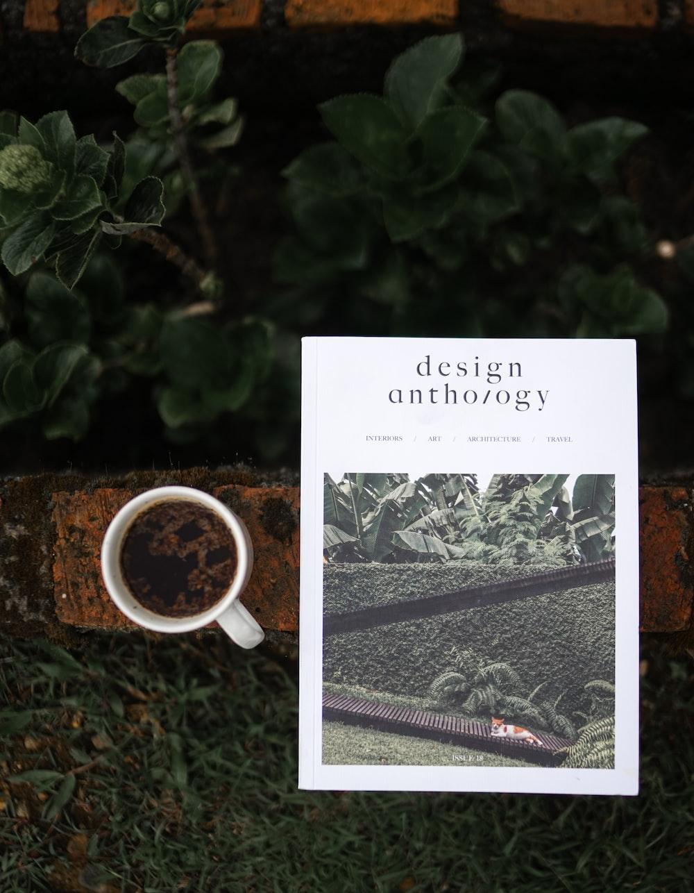 Design anthology book