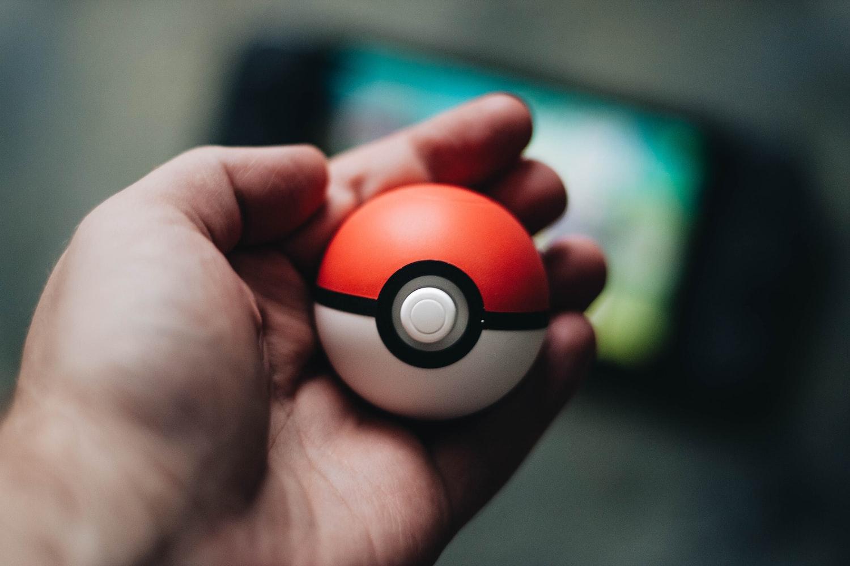 pokemon inside ball