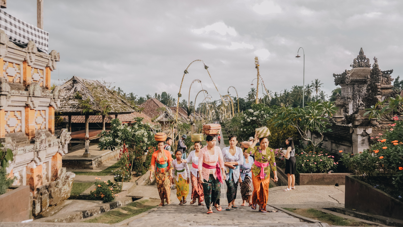 ヨガ おすすめの国 バリ インドネシア