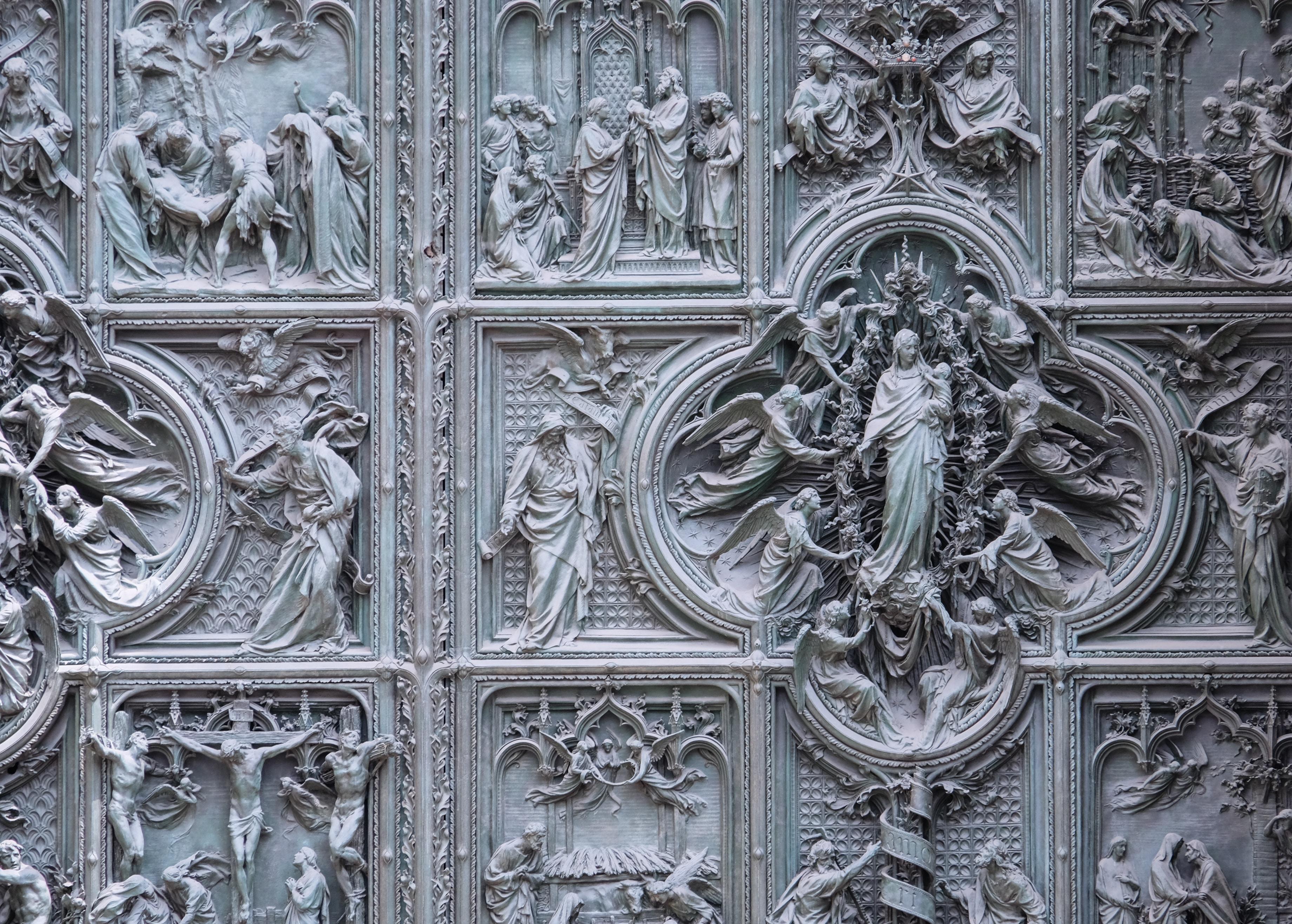 religious figure decor