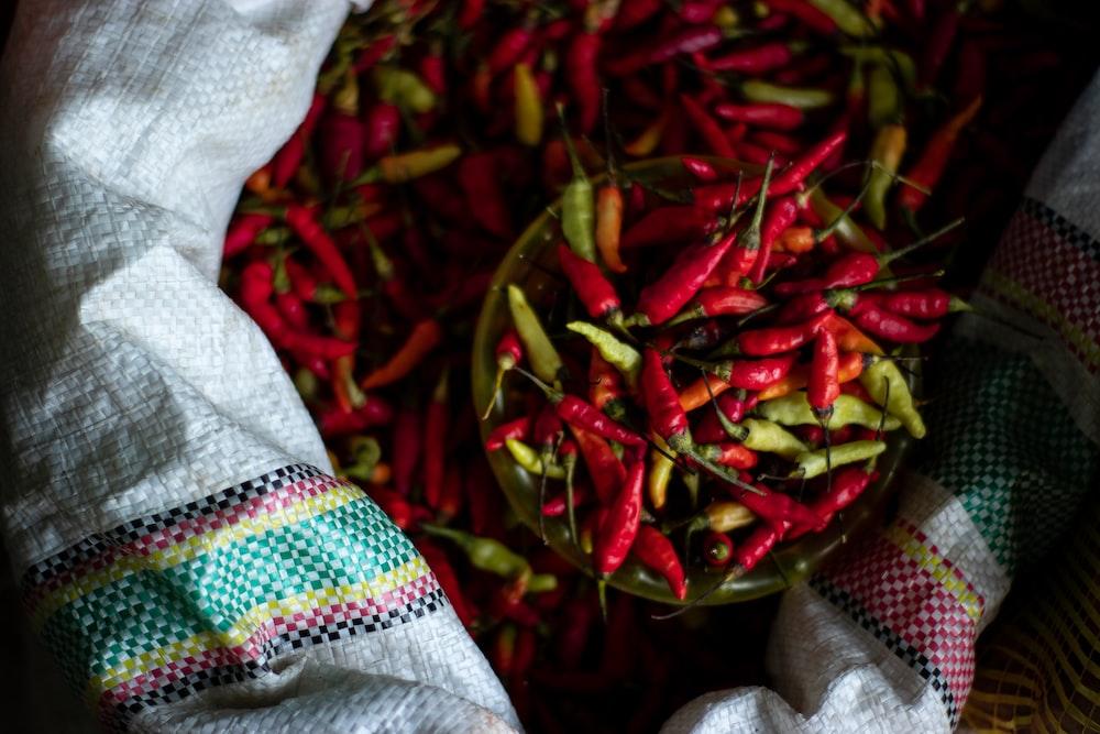 sack of chili