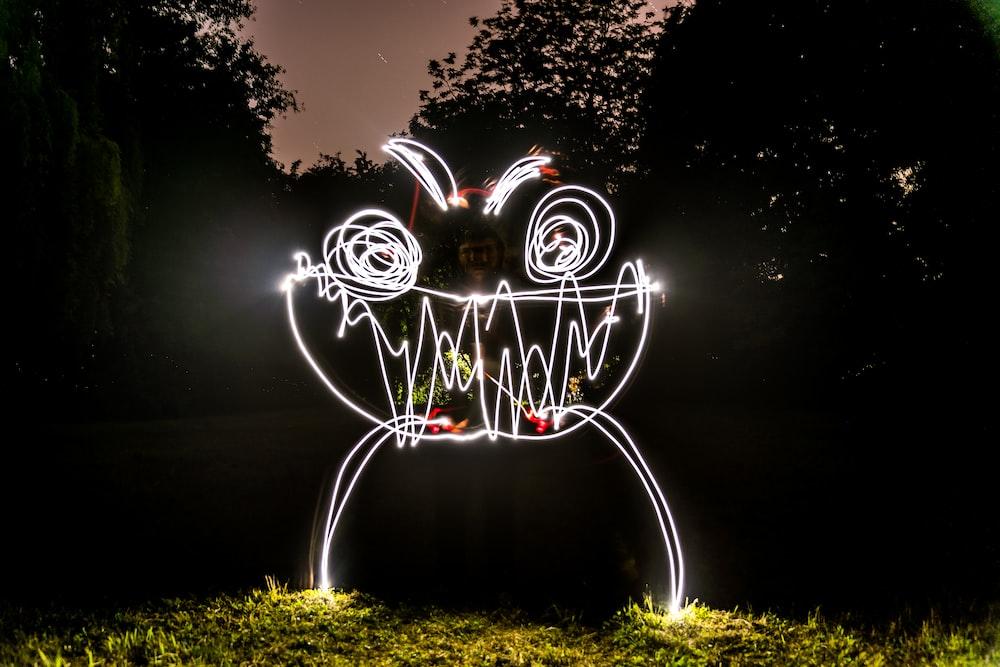 LED light décor