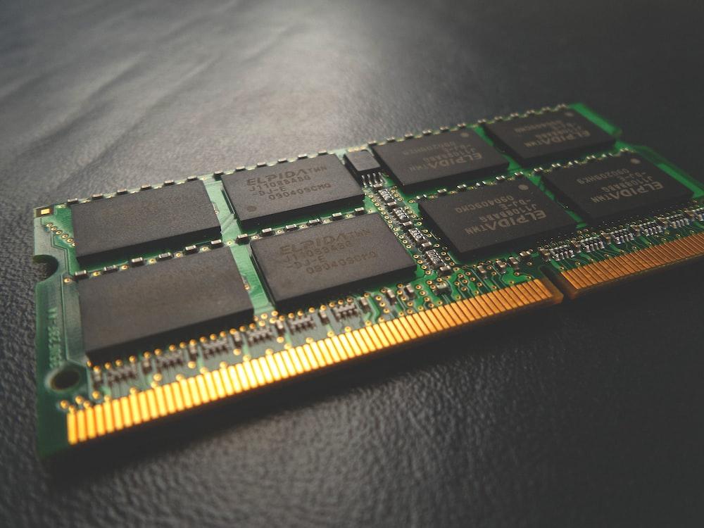 SODIMM RAM stick