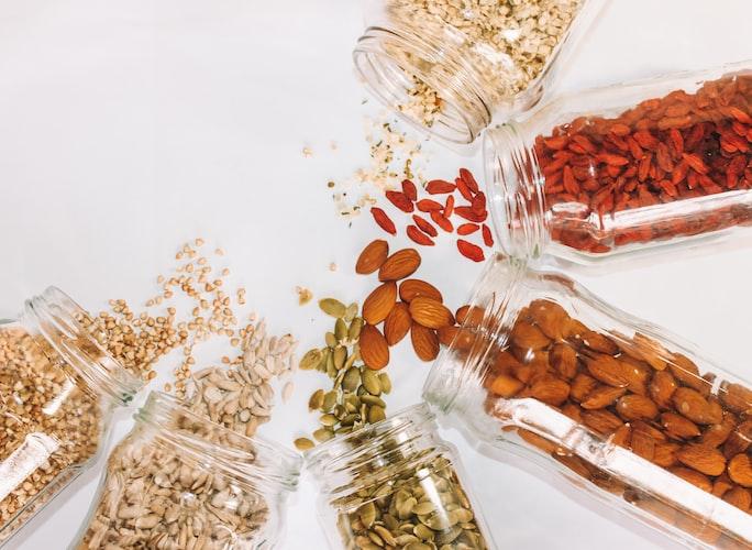 mix-ins - noten - super foods - gezond