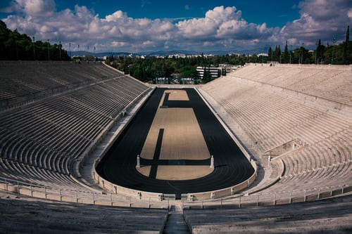 Panathenaic Stadium, Places to Visit in Greece in May