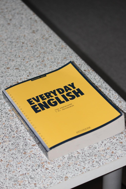 Everyday English book