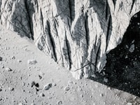 gray and black concrete surface