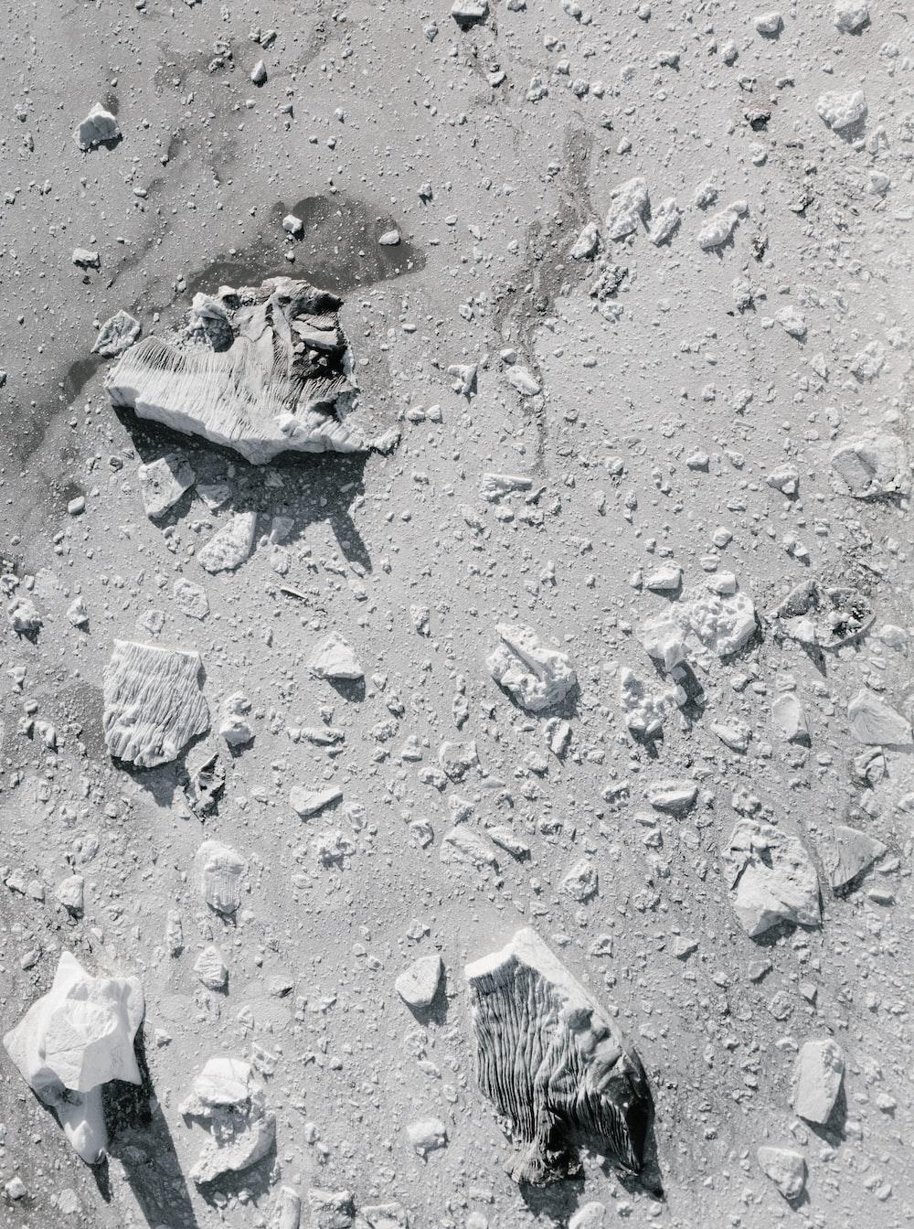 gray stone close-up photography
