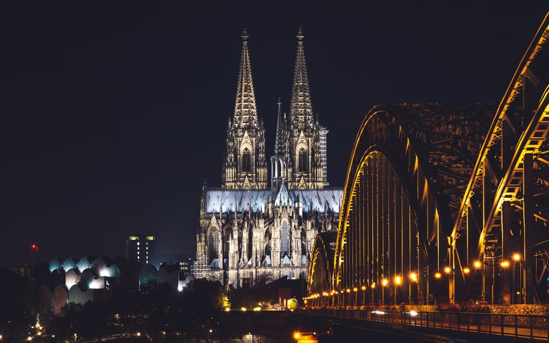 Cologne, Germany, Places to Spend Christmas in Europe