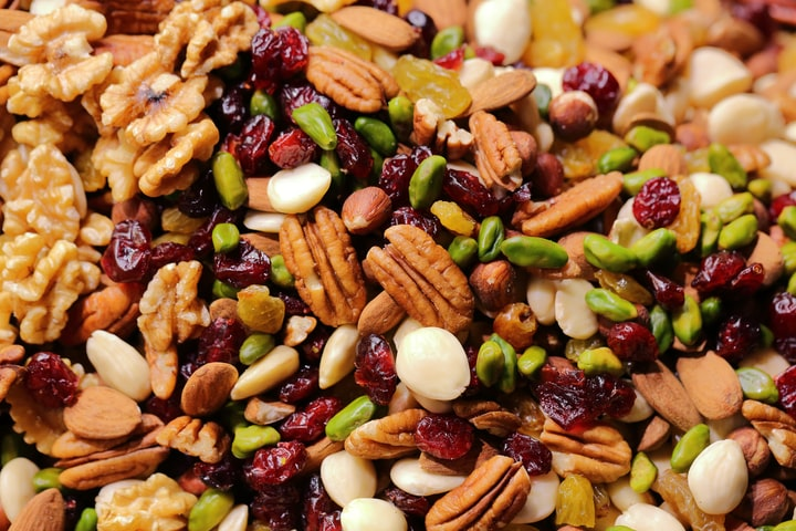 Which Are The Top 5 Nuts To Eat Everday