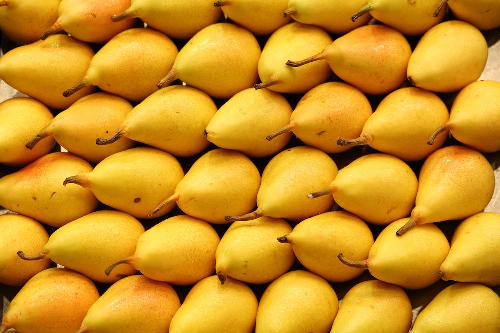 yellow fruit lot