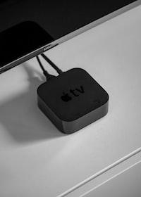 black iPhone 7 plus with box