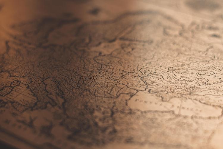 viajar después del coronavirus - mapa