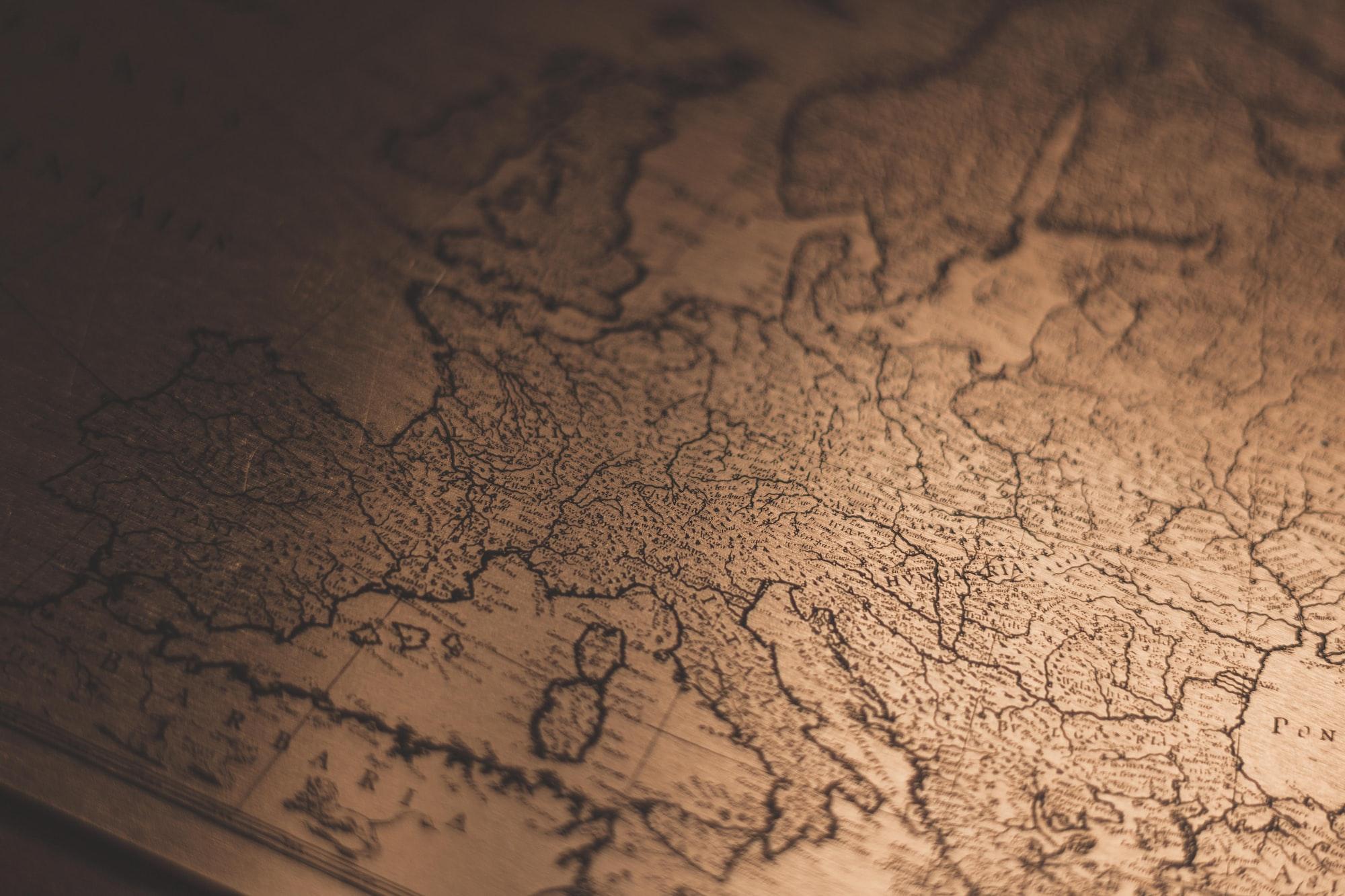 Europe in Metal pt. 3