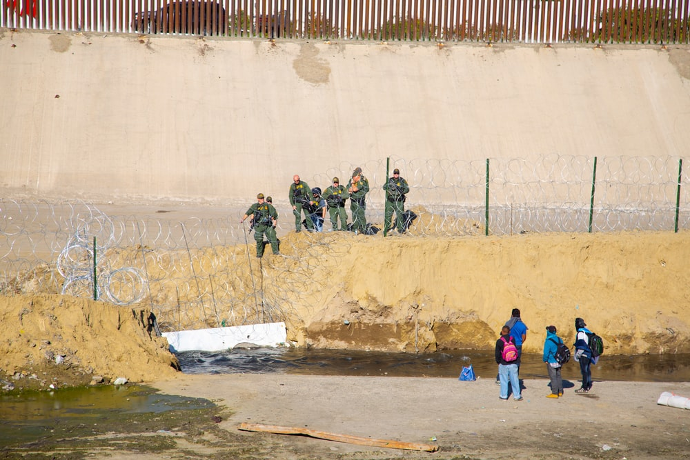 Alert: In Historic United States First, National Guard Soldiers Start Arresting Migrants on the U.S.-Mexico Border