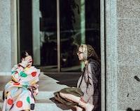 Waiting of Fashion Week