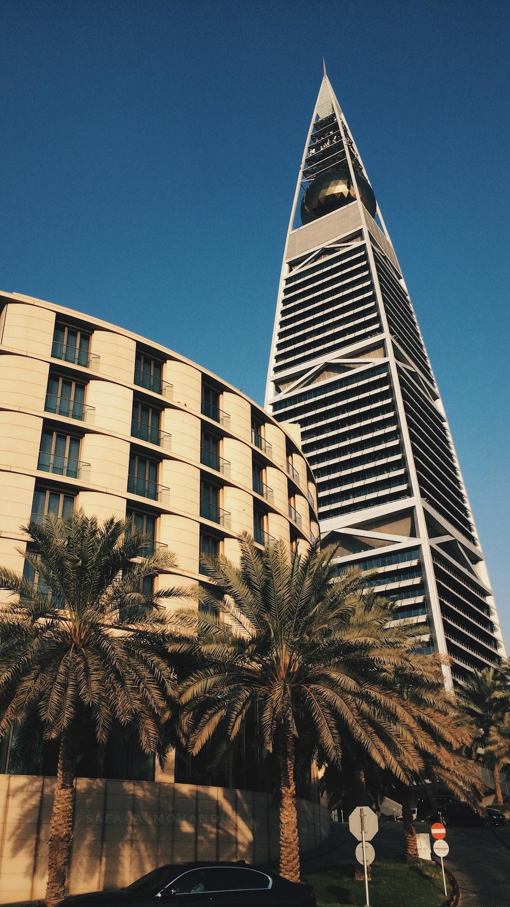 Al Faisaliah Tower, Riyadh, Saudi Arabia Pictures   Download