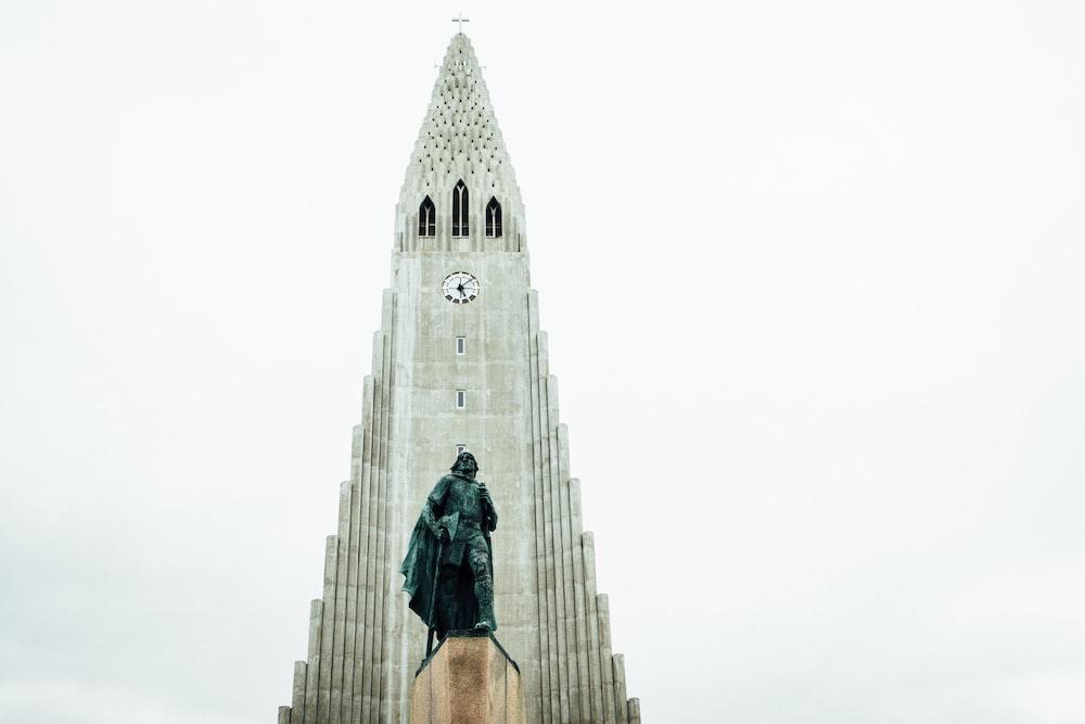 Hallgrimur Church, Iceland