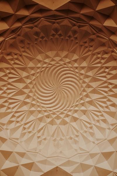 wzor-geometryczny-3d