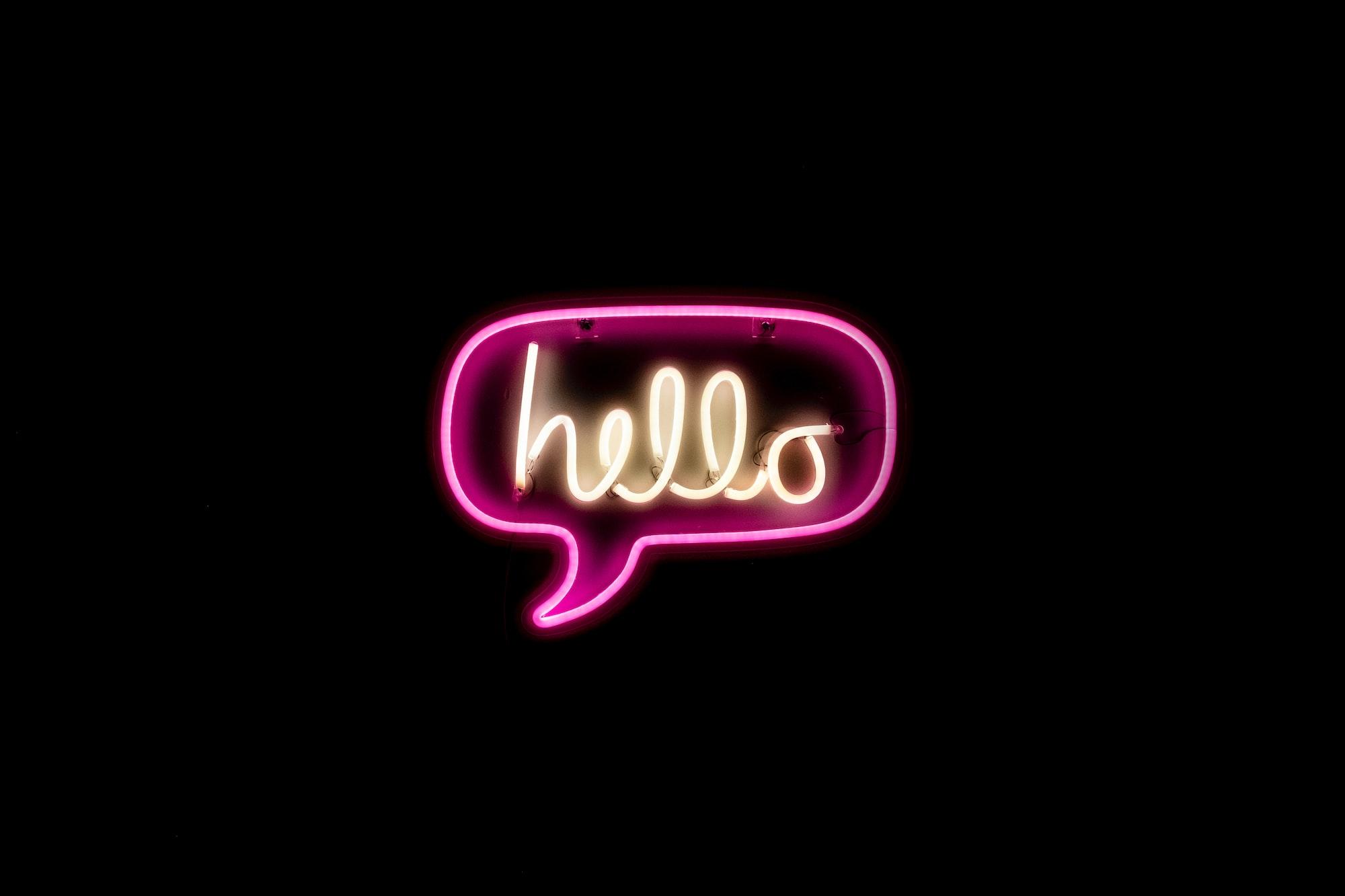 Welcome, Bienvenue, 欢迎