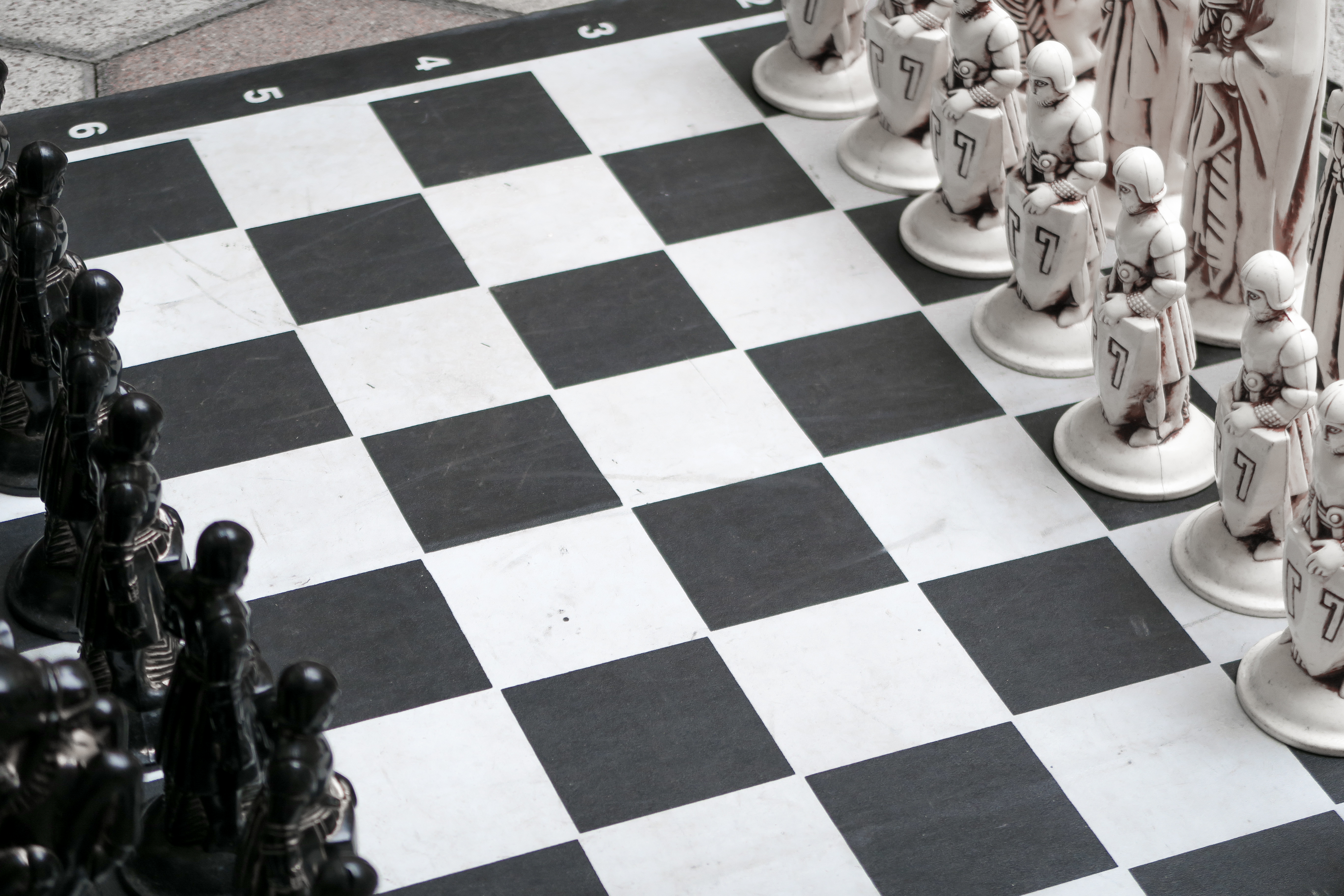 Rendering the chess board – declaratively. Part 1.